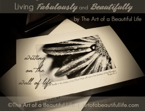 Free Things to Do, Living Fabulously and Beautifully