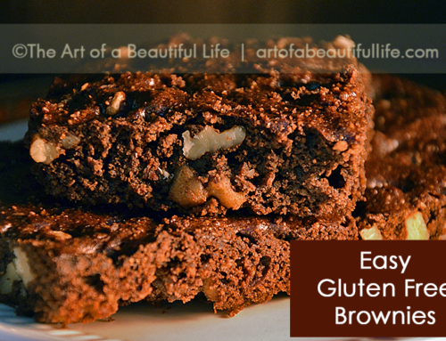 A Yummy Gluten Free Brownie Recipe