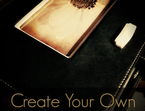 Be Inspired: Create Your Own Inspirational Journal