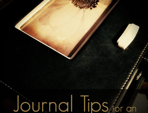 Journal Tips for an Inspiring and Creative Journal
