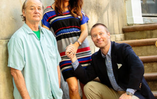 Bill Murray Shows Up in Charleston Engagement Photo Shoot