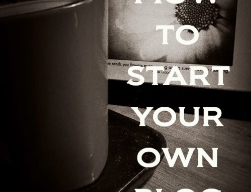 How to Start a Blog: What to Do and Where to Start