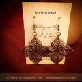 Beautiful, Statement Earrings - Boho, Tribal, Bohemian