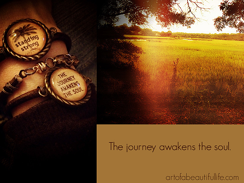 The Journey Awakens the Soul | Read more artofabeautifullife.com