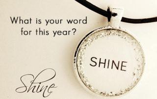 One Word Necklace - Inspirational Jewelry by artofabeautifullfie.com