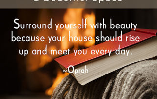 30 Day Declutter Challenge   Surround yourself with beauty because your house should rise up and meet you every day. ~Oprah   Free, Printable Download