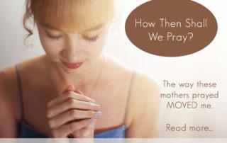 How to Pray by artofabeautifullife.com