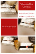 Valentine's Day Gift Ideas - Bracelet, Jewelry, Love Notes