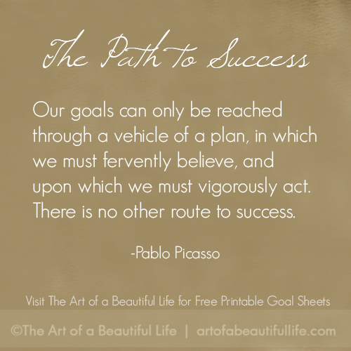 30 Day Challenges - Path to Success