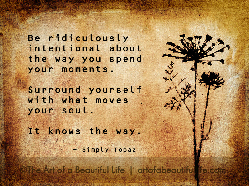 My Soul Knows the Way