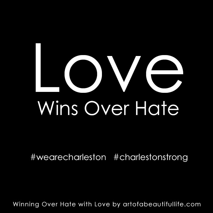 Winning Over Hate with Love